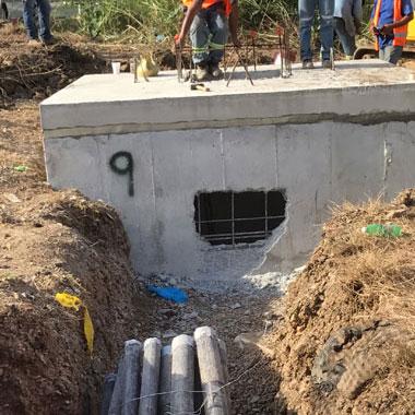 CH Underground Solutions Cámaras Electricidad